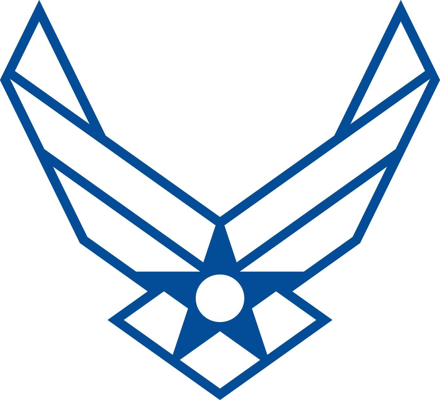 1400x1272 Air Force Logo Clip Art