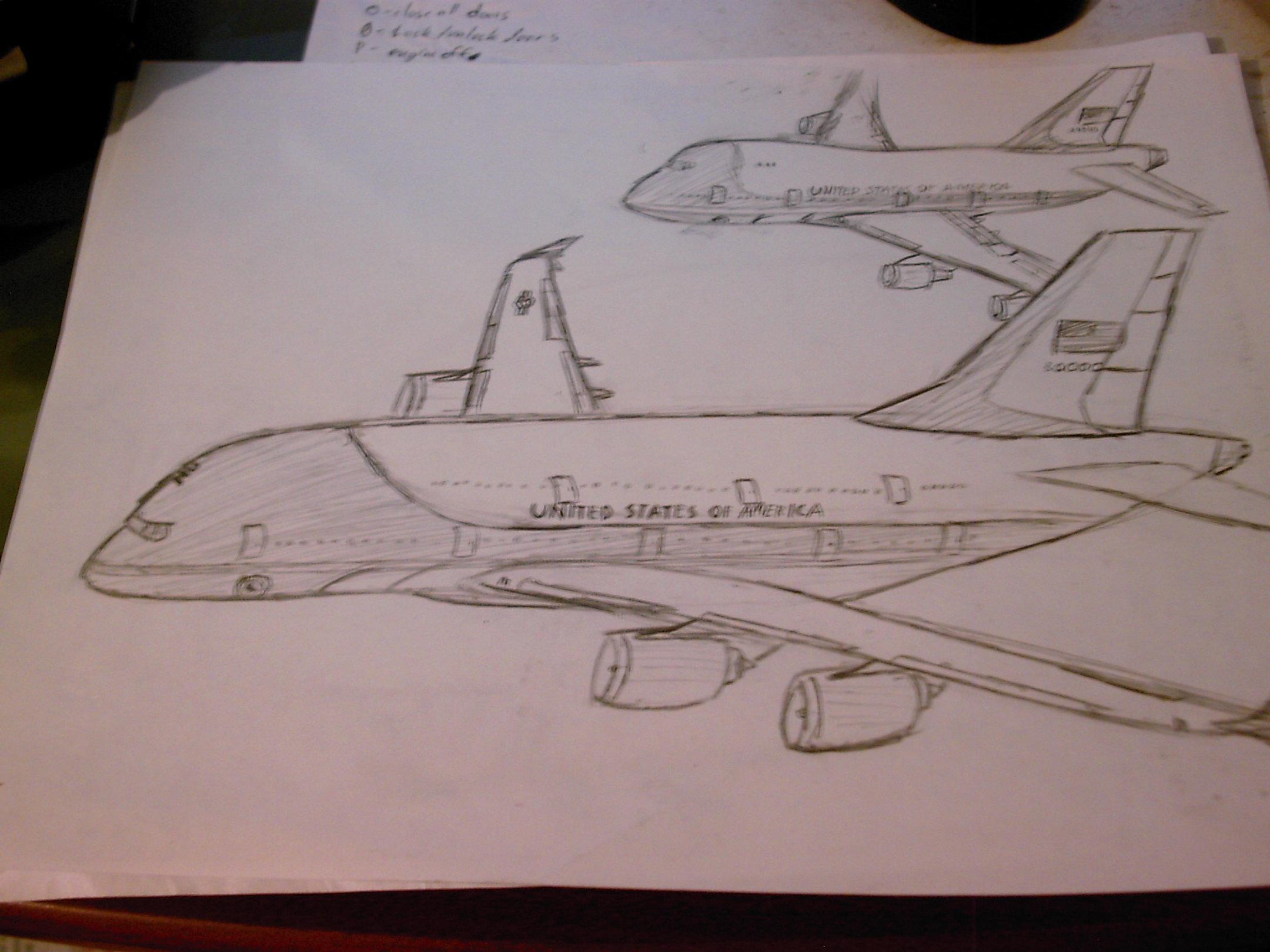 2160x1620 Future Air Forcee By Dragonslayersair