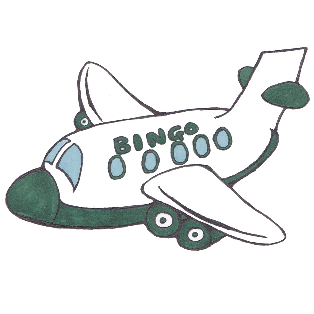 1024x1024 Airplane Cartoon Drawing Cartoon Airplane Drawing Airplane Clipart