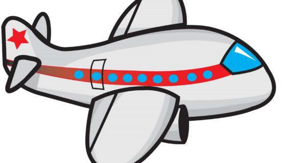 570x320 Cartoon Plane Drawing Cute Airplane Website The Plane Comes