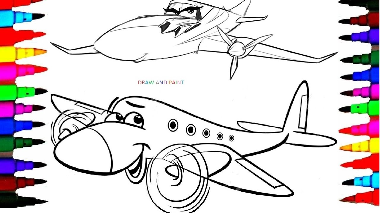 1280x720 Easy Cartoon Drawing