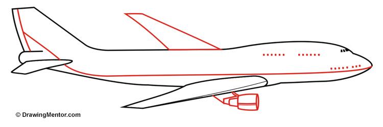 750x250 How To Draw A Plane Tutorial