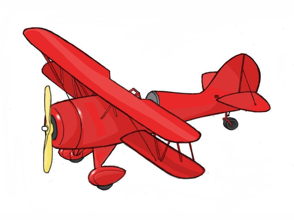 Coloring Page Airplane Outline : Airplane images drawing at getdrawings free for personal use