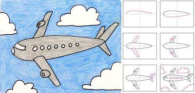 400x190 Diy Cupcake Holders Airplanes, Drawings And School