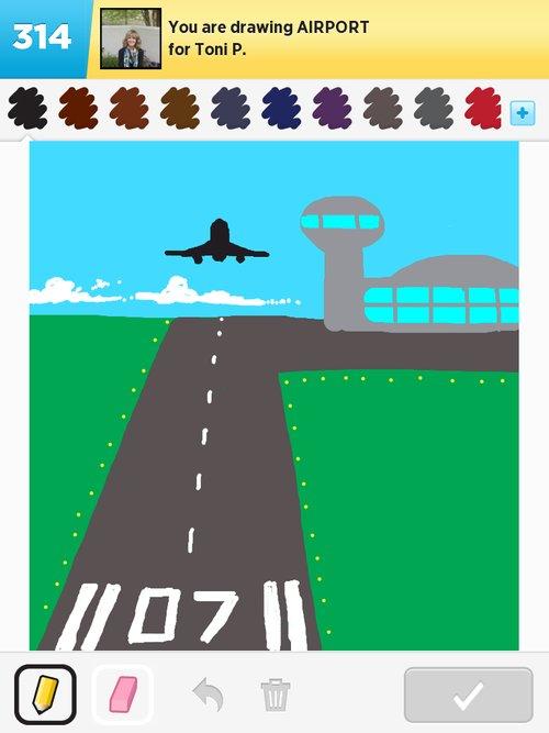 500x667 Airport Drawings