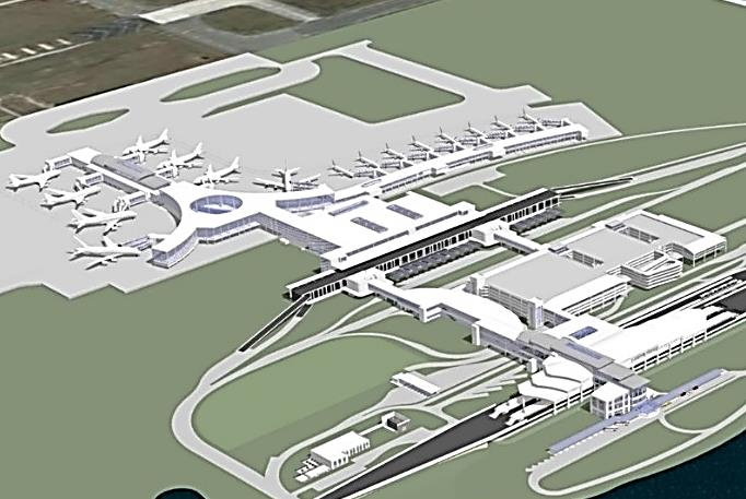 682x457 Construction Approved For New South Terminal