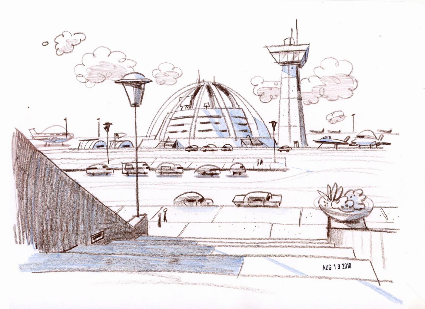 1403x1021 Diamond's Blog Airport Drawing