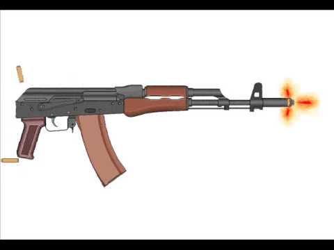 Ak 47 Drawing at GetDrawings com   Free for personal use Ak