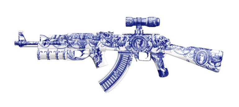 Ak 47 Drawing at GetDrawings com | Free for personal use Ak