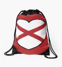 210x230 Alabama Drawing Drawstring Bags Redbubble