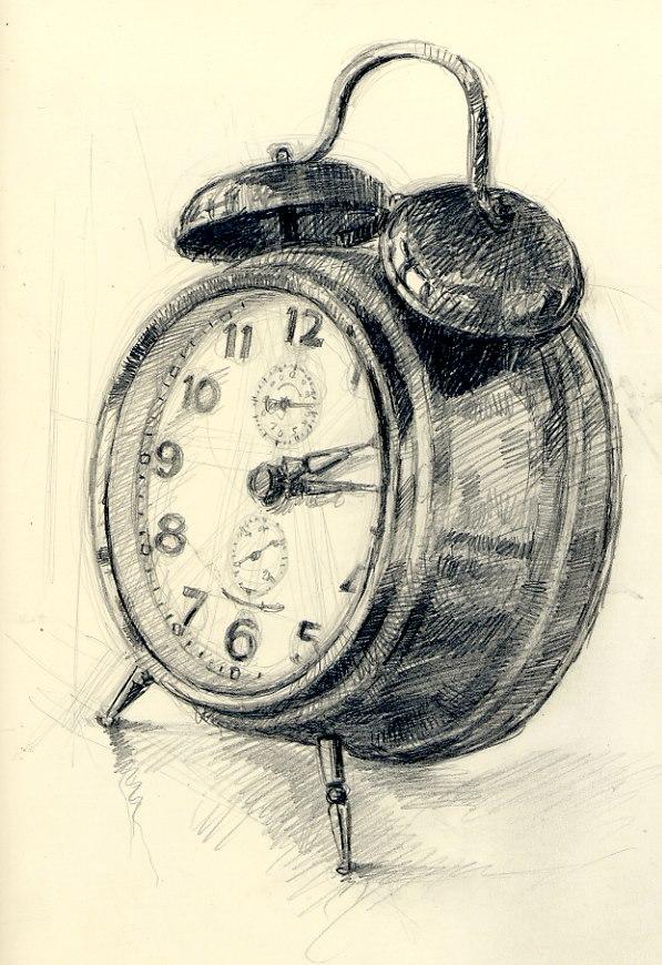 597x870 Alarm Clock Stephen Gardner