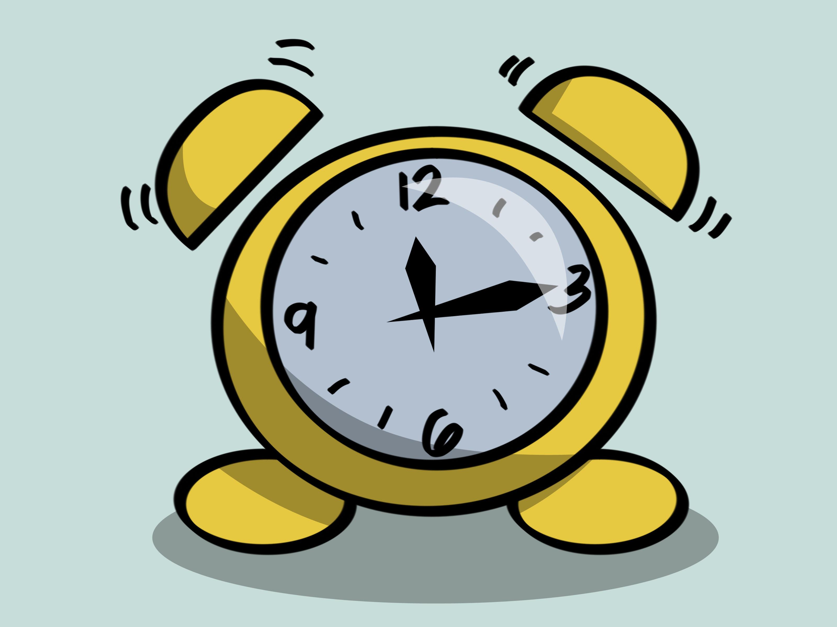 3200x2400 Alarm Clock The Real Chrisparkle