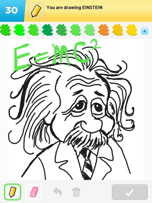 500x667 Einstein Drawings
