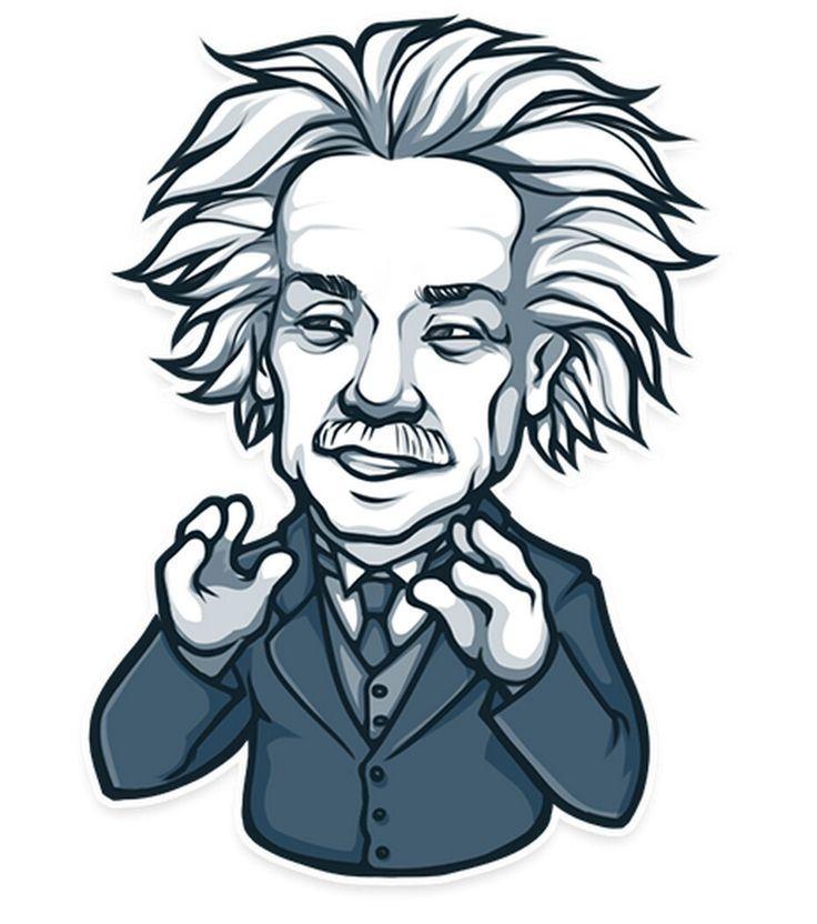 736x832 Pretty Albert Einstein Let S Get Relative Madteen