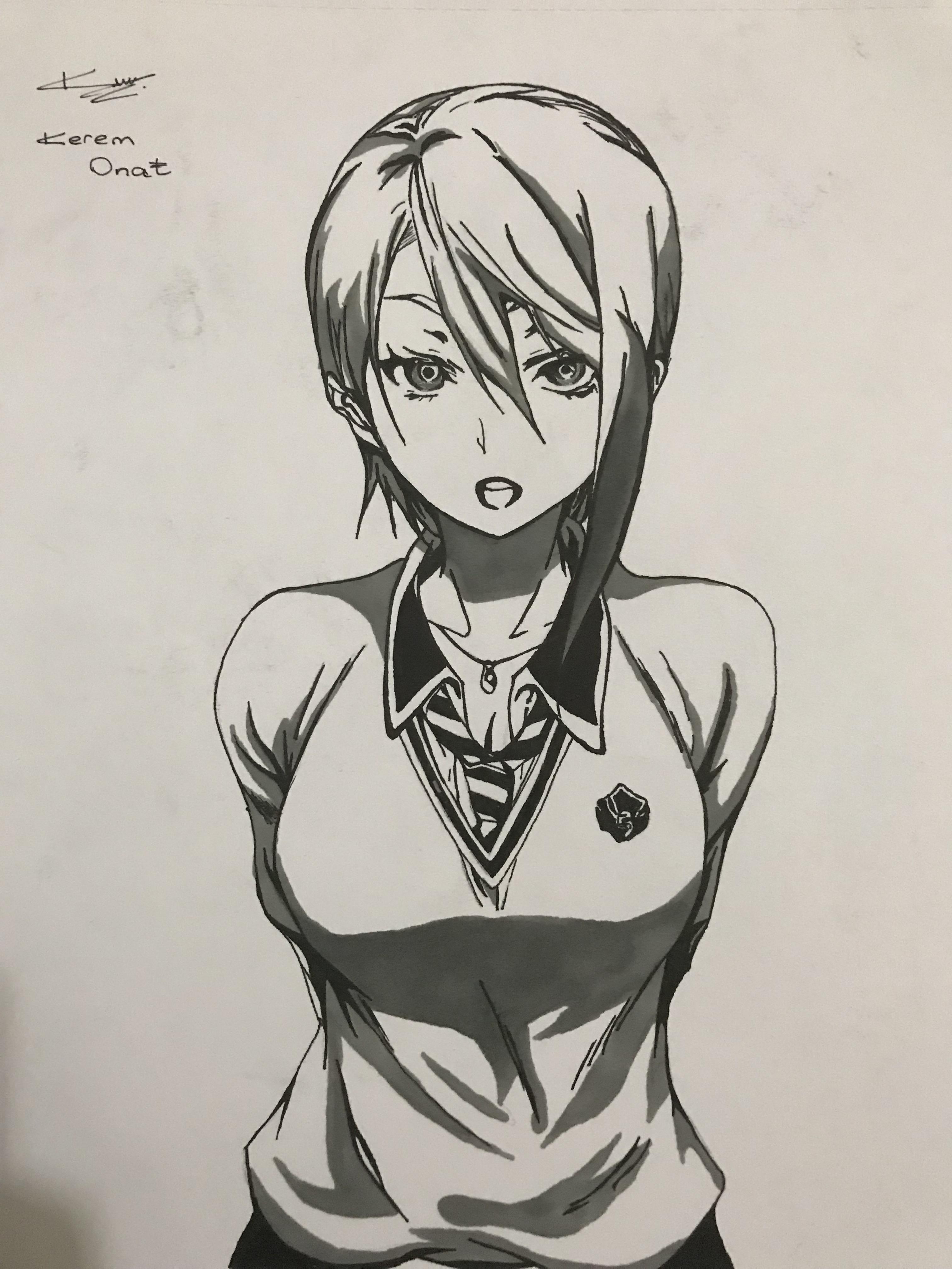 3024x4032 My Nakiri Alice Drawing, I Hope You Like It ^^ Shokugekinosoma