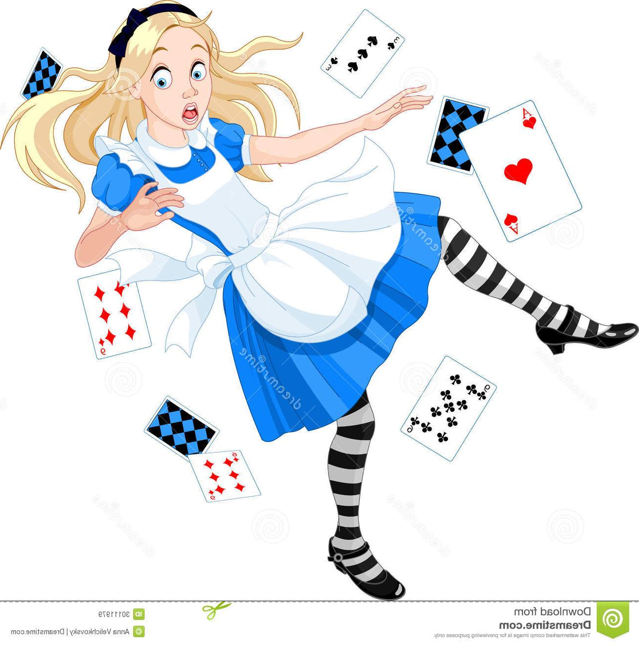 1300x1311 Unique Alice Falling Down Rabbit Hole Pictures