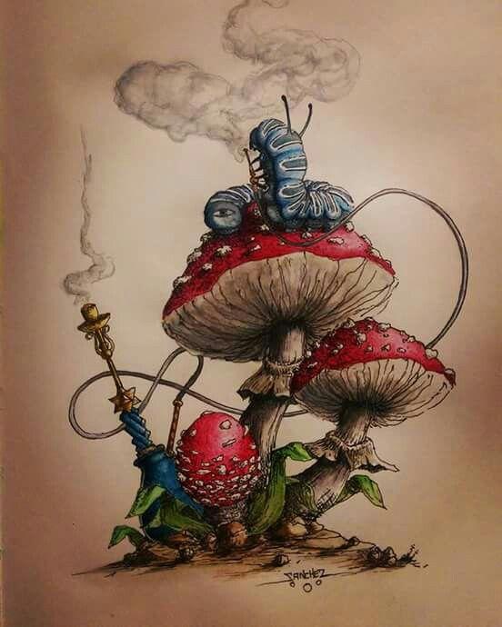 552x690 Alice In Wonderland