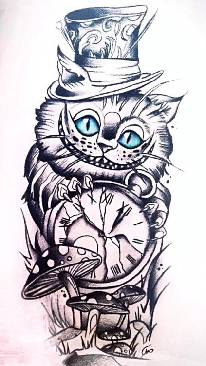 Alice In Wonderland Drawing Tumblr at GetDrawings.com ...
