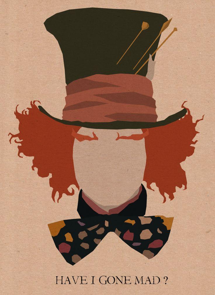 736x1009 Best Alice In Wonderland Poster Ideas