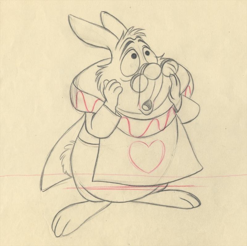 800x796 Disney Alice In Wonderland Full Figure