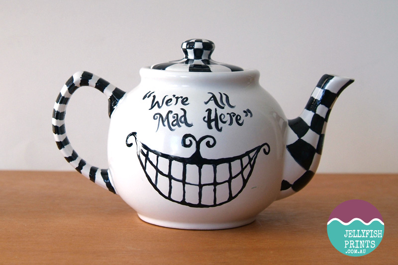 800x533 Diy Alice In Wonderland Teapot