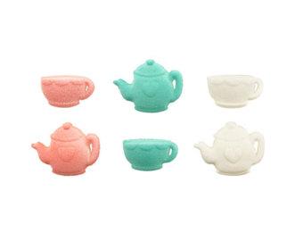 340x270 Teapot Candy Mold Etsy