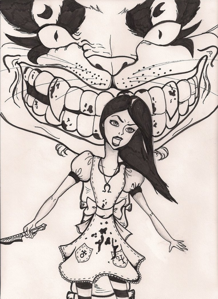 762x1048 Alice Madness Returns By Thatannagirl