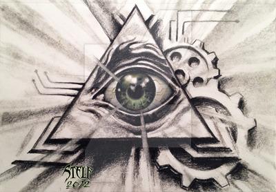 400x278 All Seeing Eye 05 By Stelf 2014