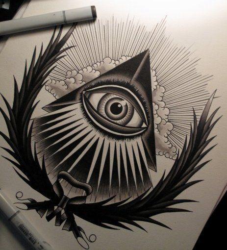 463x510 Tattoo Ideas Allseeingeye Eye Tattoos All Seeing Eye Tattoo Art