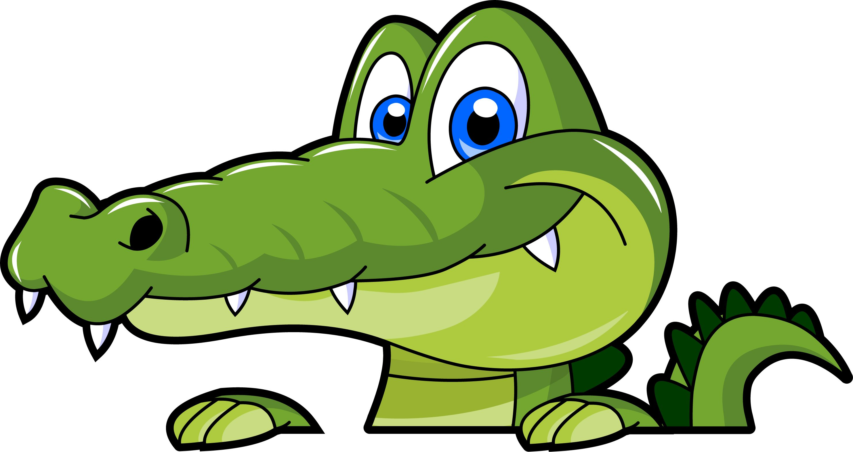alligator cartoon drawing at getdrawings com free for personal use