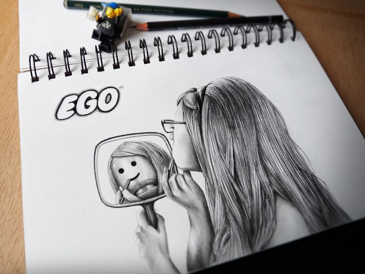 750x563 Amazing Drawings By Pez Amazing Drawings, Drawings And Illustrations