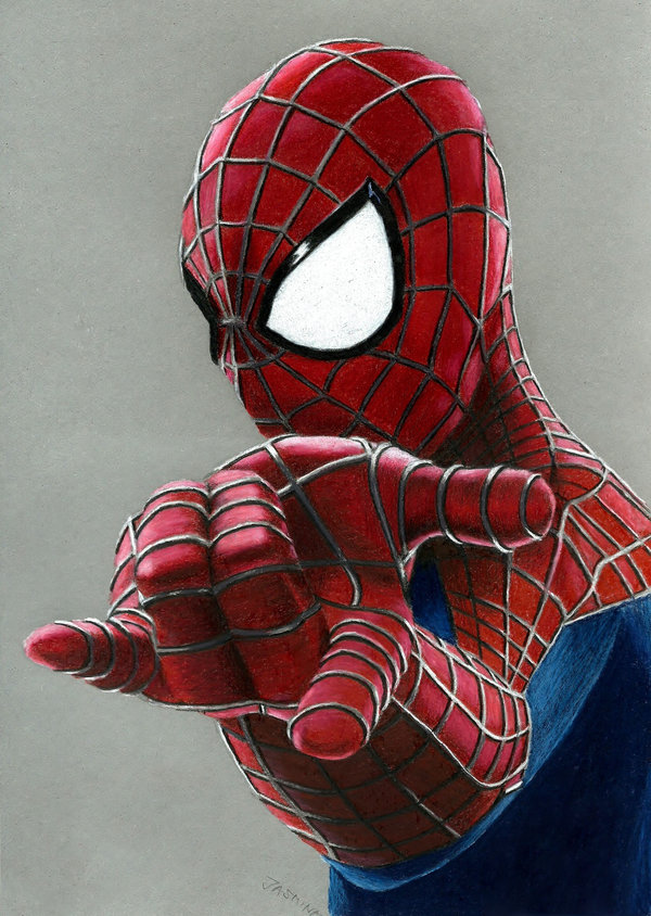 amazing spider man 2 drawing at getdrawings free download