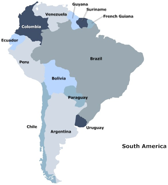 586x642 Best Photos Of South America Map Drawing