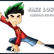 220x220 How To Draw How To Draw Jake Long From American Dragon