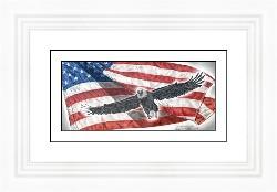 250x174 Pencil Drawing, Western Art, Fine Art, Modern Art, Patriotic