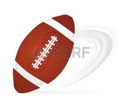 450x367 Football Ball Drawing Royalty Free Cliparts, Vectors, And Stock