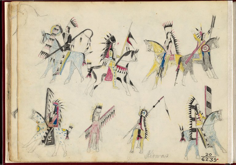 768x537 American Indian Narratives In Picture Form