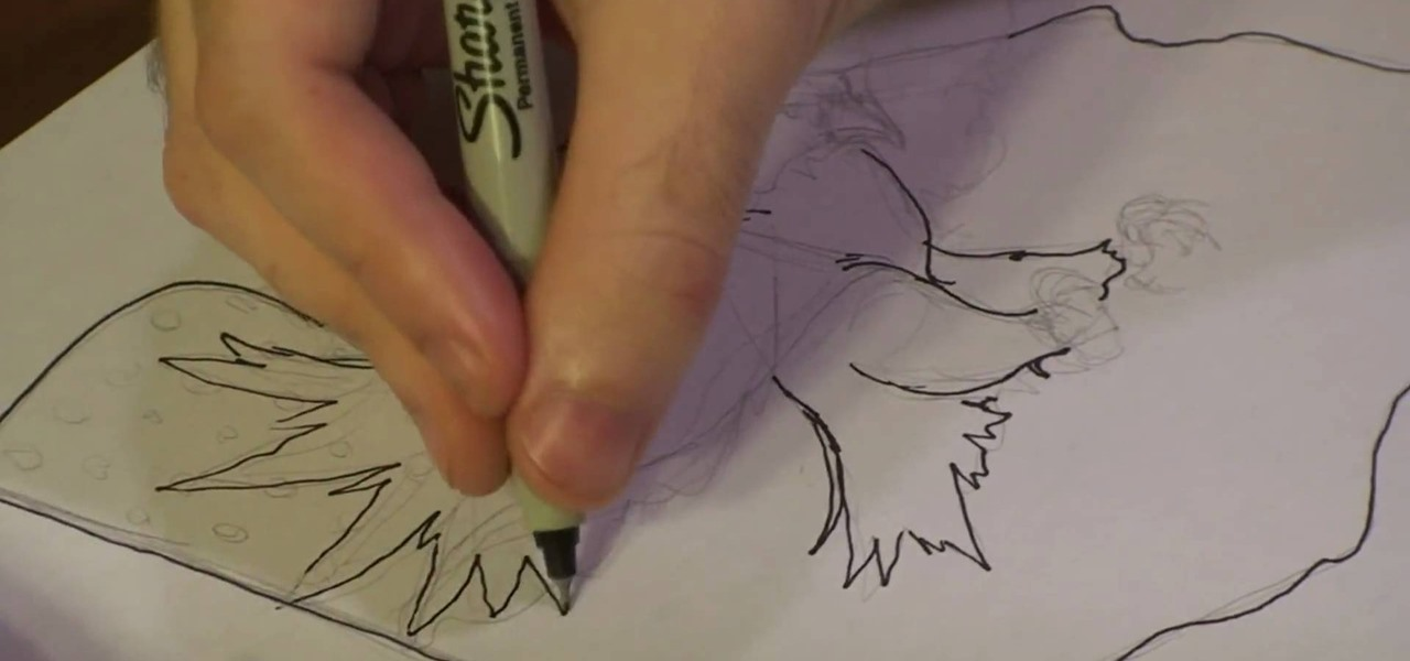 1280x600 How To Draw An Eagle With An American Flag Drawing
