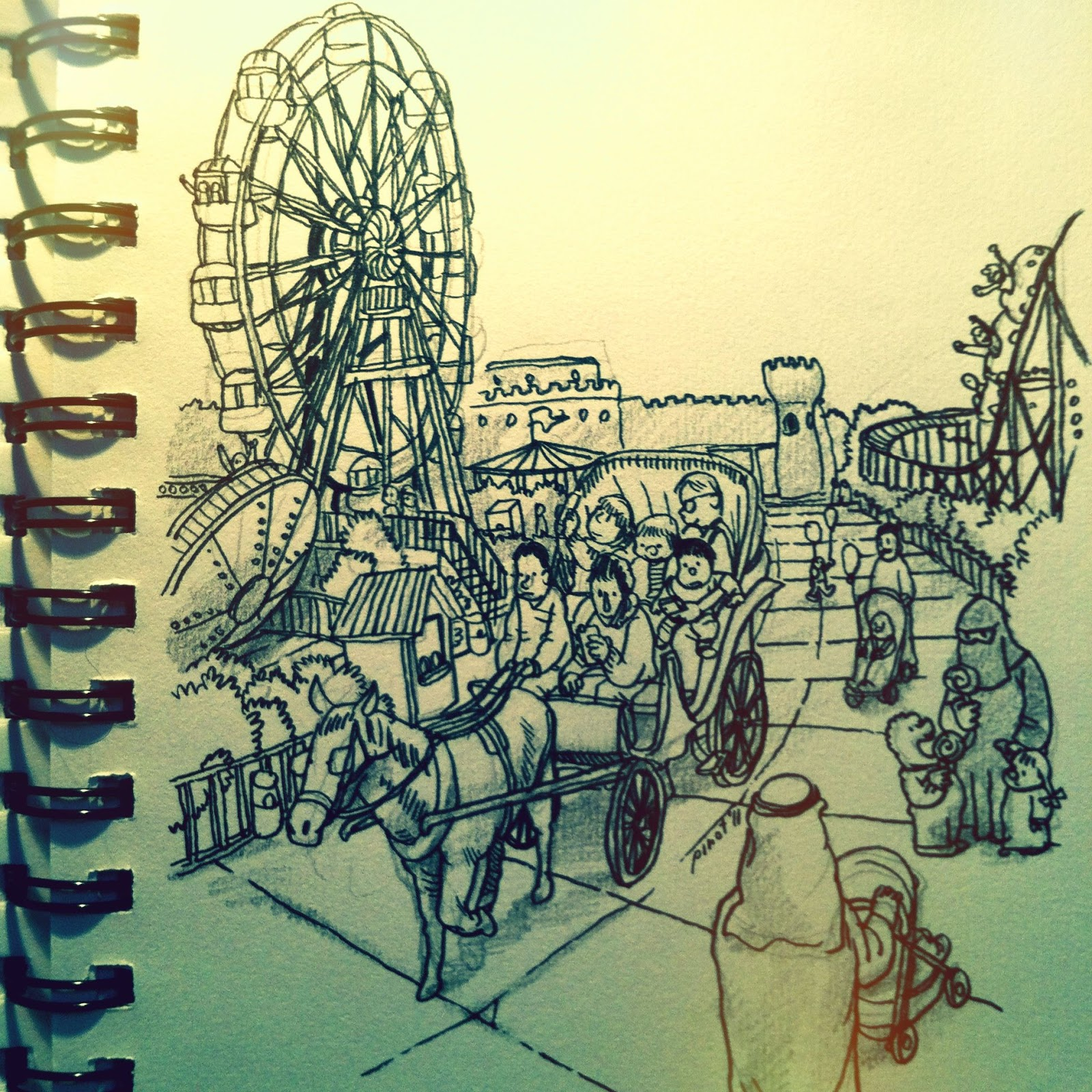 1600x1600 Our Artful Life Seven Day 7 Hawally Amusement Park