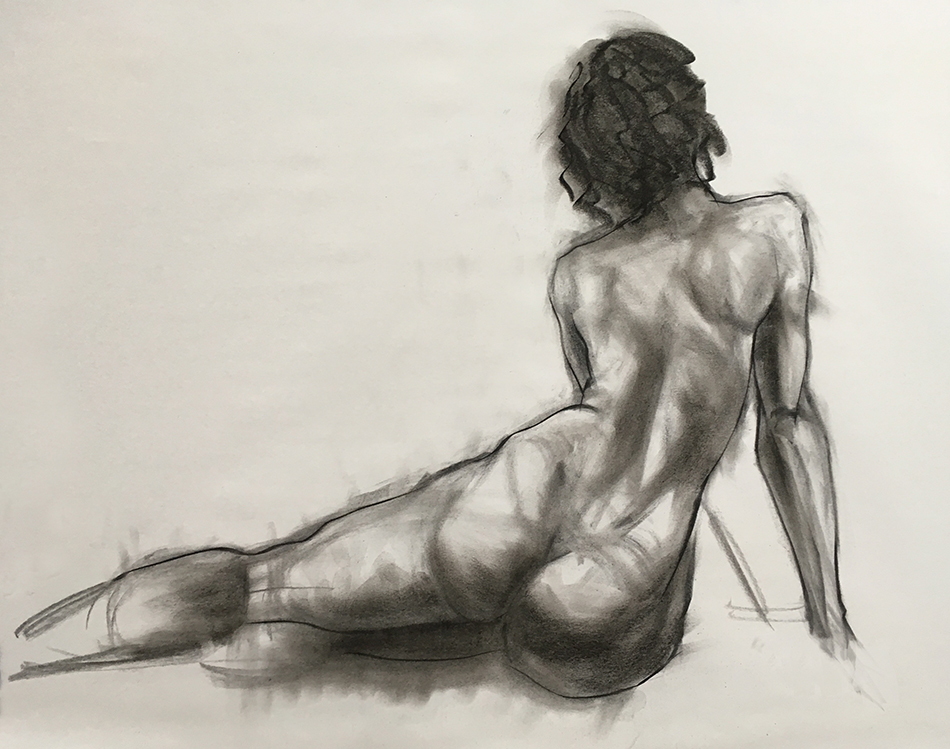 950x749 Figure Drawing And Anatomy Class Westminster Quaker Meeting House