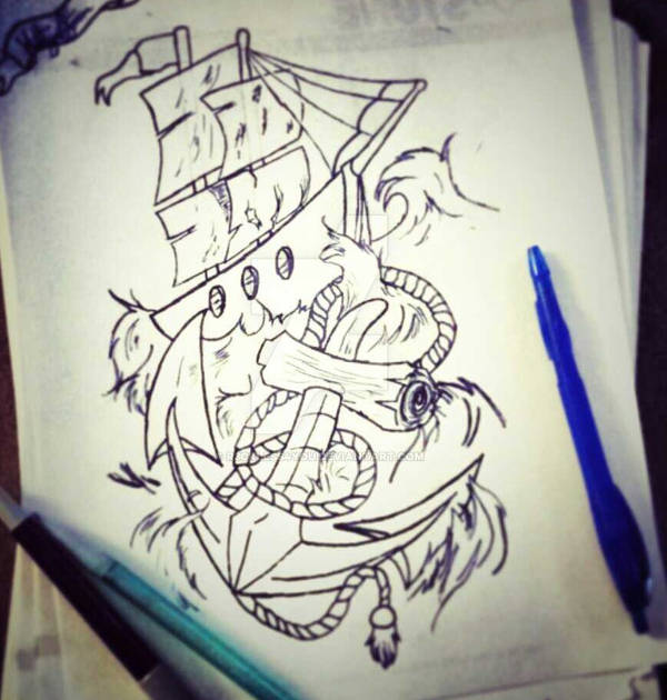600x630 Anchor Drawings