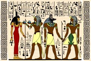 the ancient egyptian views about evil and sin during the xviiiths dynasty The third ruler of the first egyptian dynasty which united upper and lower egypt is known only by name and a few objects, including a tomb and a carved funeral monument—but many scholars believe that this ruler was a woman.