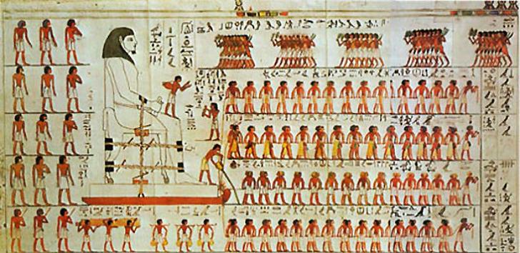 728x354 Ancient Egypt Drawings Inhabitat Green Design, Innovation