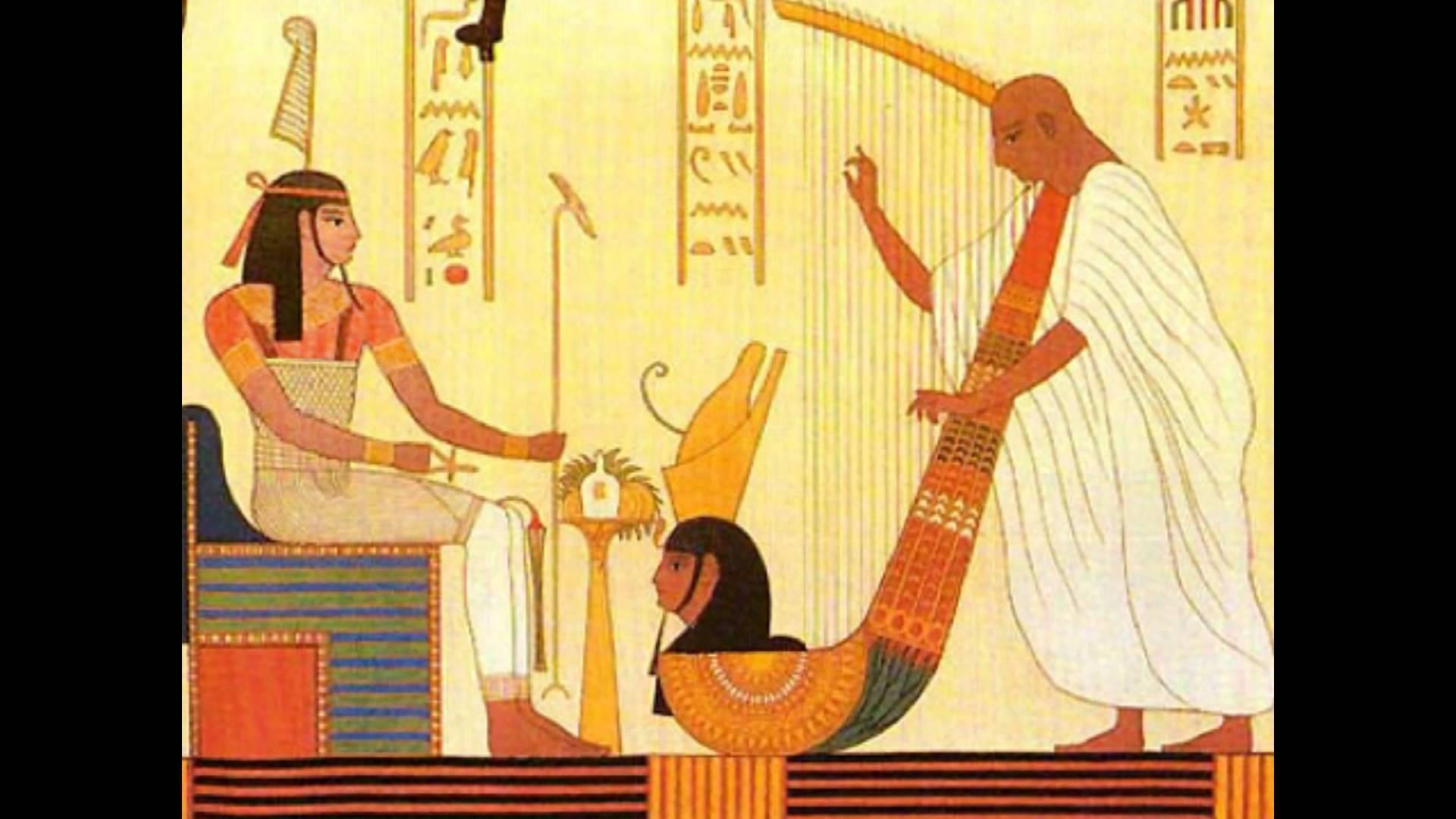 1920x1080 Ancient Egyptian Art