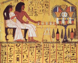 300x240 Egyptian Artwork Quality Of Art And Craft Afterlife, Cosmetics
