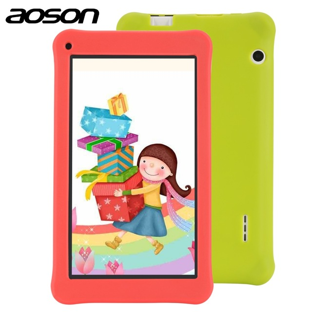 640x640 Education Drawing Tablet Aoson 7 Inch Kids Tablet With Case 1gb