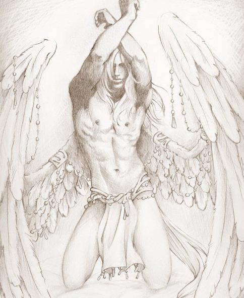484x592 Angel Boy Sexy