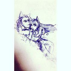 236x236 Handmade Drawing Of The Angel Serena X
