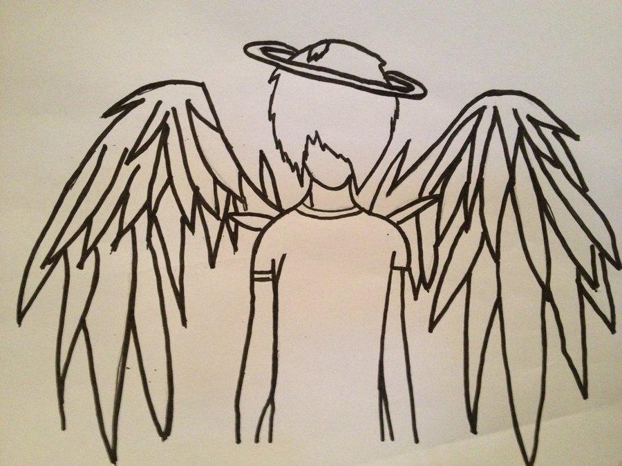 900x675 Fallen Angel By Venquish
