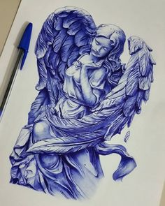 236x295 This Is It [Statues] Angel, Tattoo And Tatoo